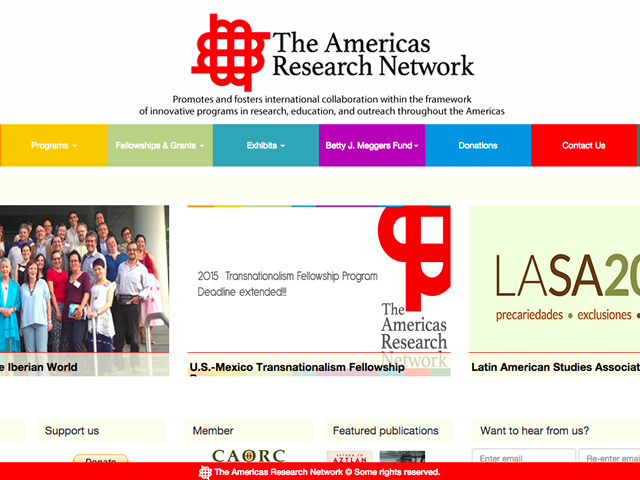The Americas Research Netwo